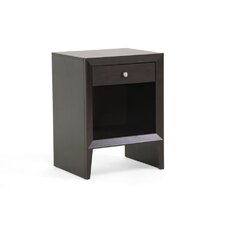 Baxton Studio Leelanau End Table
