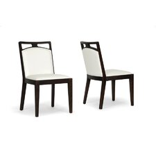 Baxton Studio Pontus Side Chair (Set of 2)