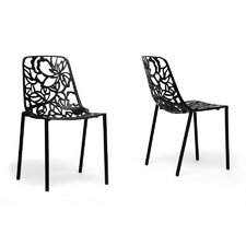 Baxton Studio Demeter Side Chair (Set of 2)