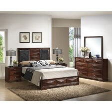Baxton Studio Windsor Panel Bedroom Collection