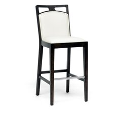 "<strong>Wholesale Interiors</strong> Baxton Studio Pontus 29.75"" Bar Stool with Cushion"