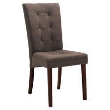 Baxton Studio Anne Parsons Chair (Set of 2)