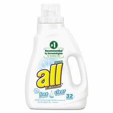 All Ultra with Stainlifters Laundry Detergent