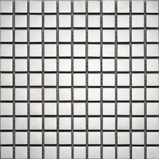 Metallo Series Glass Tile in Chrome