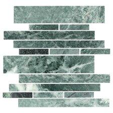 Stone Club Random Sized Tile in Empress Green Marble