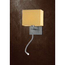 CO9 2 Light Wall Lamp with Reading Light