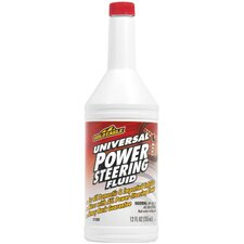 12 Oz. Universal Power Steering Fluid