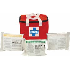 Coastal 75 Piece First Aid Kit
