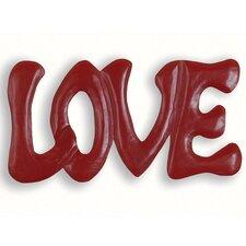 """Wanddekoration """"Love"""""""