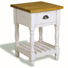 Lampentisch French Painted Country