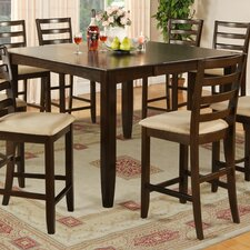 <strong>East West Furniture</strong> Fairwinds Counter Height Dining Table