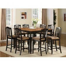 Chelsea 5 Piece Counter Height Dining Set