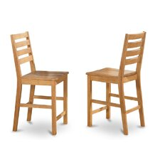 Café Counter Height Side Chair (Set of 2)