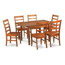 Picasso 7 Piece Dining Set