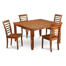<strong>Wooden Importers</strong> Parfait 5 Piece Dining Set