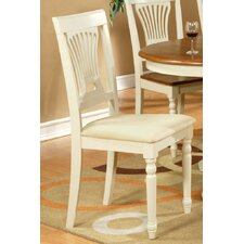 Plainville Side Chair with Cushion Seat