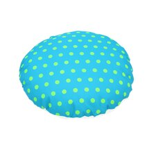 Polka Dot Dog Bed