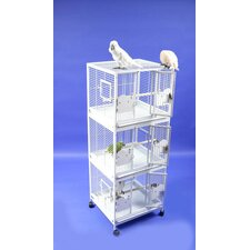 Small Triple Bird Cage