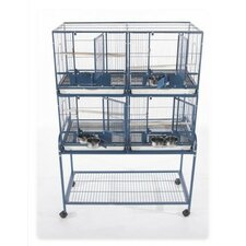 Small Quad Bird Cage