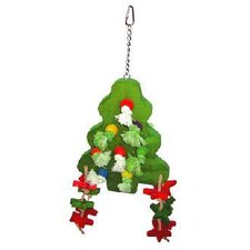 The Christmas Tree Bird Toy