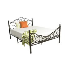 Bellerive Queen Metal Bed