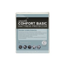 Smooth Comfort Memory Foam  Basic Mattress Protector