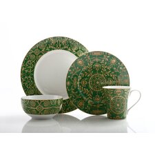 Pilar 16 Piece Dinnerware Set