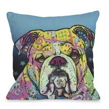 Doggy Décor The Bulldog Pillow