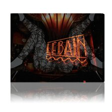 """A Night at Le Bain"" Graphic Art on Canvas"