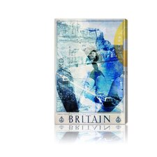 ''Britain'' Canvas Art Print