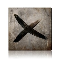 "<strong>Oliver Gal</strong> ""Cross"" Canvas Wall Art"