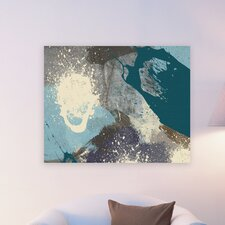"""Storm"" Canvas Art Print"