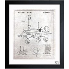 <strong>Oliver Gal</strong> Mars Exploration Rover Athena 2004 Framed Art