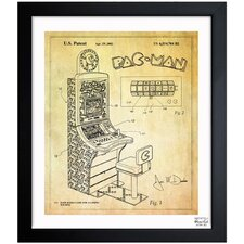 <strong>Oliver Gal</strong> Maze Based Game 2003 Framed Art