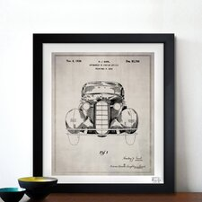 <strong>Oliver Gal</strong> Automobile II 1934 Framed Art
