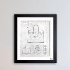 Birkin Handbag 2009 Framed Art
