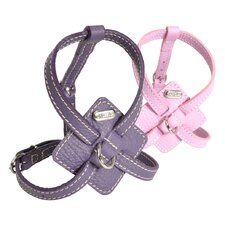 Adjustable Calfskin Harness