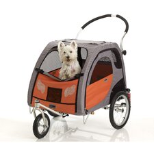 <strong>PetEgo</strong> Comfort Wagon Jogger Pet Stroller Conversion Kit