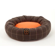 Dozer Donut Dog Bed