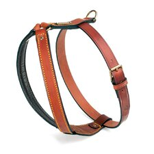<strong>PetEgo</strong> Classic Pitbull Leather Dog Harness