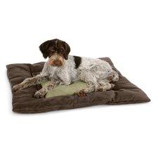 Velvety Waffle Dog Pillow