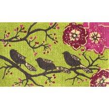 Three Little Birds Doormat