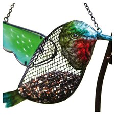 Hummingbird Decorative Bird Feeder