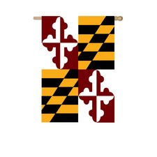 Maryland State Garden Flag