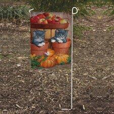 Garden Flagpole Stand