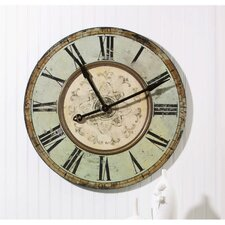 "Oversized 29"" Wall Clock"