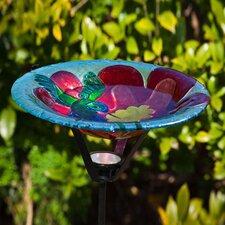 Hummingbird Harmony Birdbath