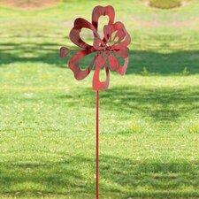 Grand Flora Spinner Kinetic Garden Stake