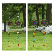 Hanging Decoration Wind Chime (Set of 4)