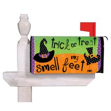Halloween Hijinks Magnetic Mailbox Cover